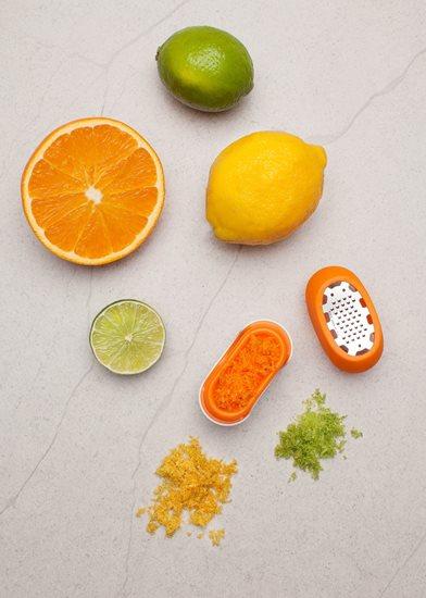"""Razatoare pentru citrice """"Flexi Zesti"""", portocaliu - Microplane"""