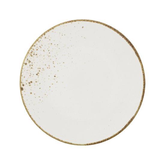 "Farfurie salata ""Stone Ware"" 21,5 cm portelan, alb - Vivo"