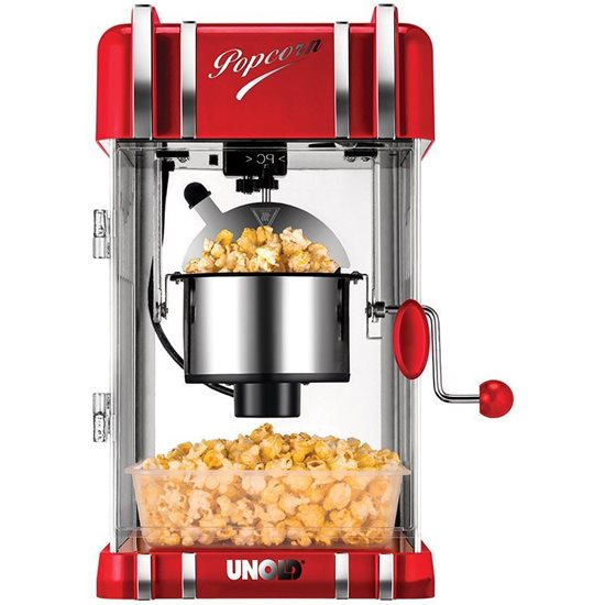 Masina pentru popcorn 300 W - Unold