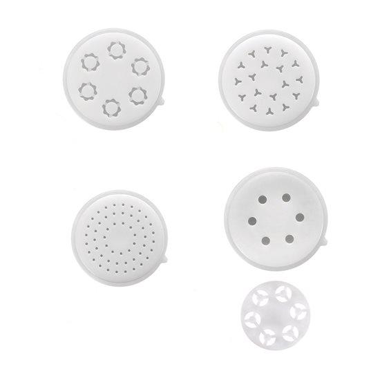 Set 5 accesorii masina de paste electrica U68860 - Unold