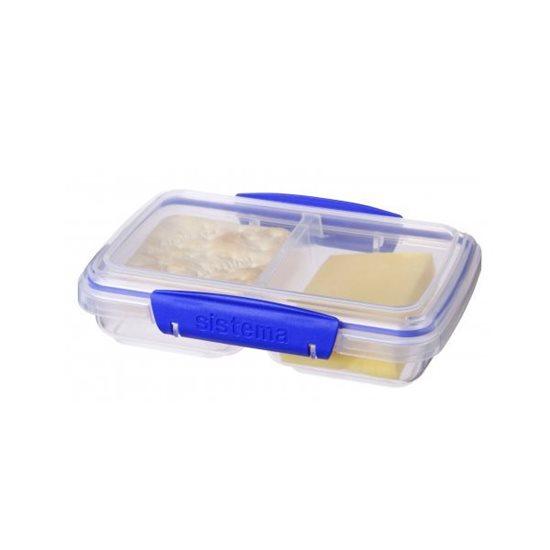 Cutie alimente compartimentata KLIP IT, 350 ml - Sistema