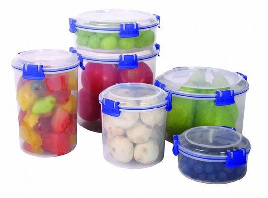 Cutie din plastic pentru alimente KLIP IT, 300 ml - Sistema