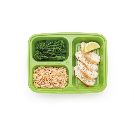 Caserola cu 3 compartimente - Kitchen Craft