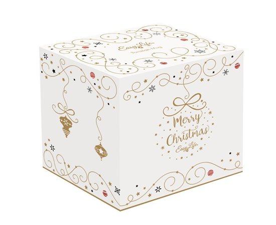 "Cana ""Merry Christmas"" 370 ml portelan - Nuova R2S"