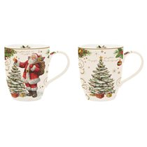 "Set 2 cani 350 ml ""Magic Christmas"" - Nuova R2S"