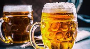 Paharele iubitorului de bere