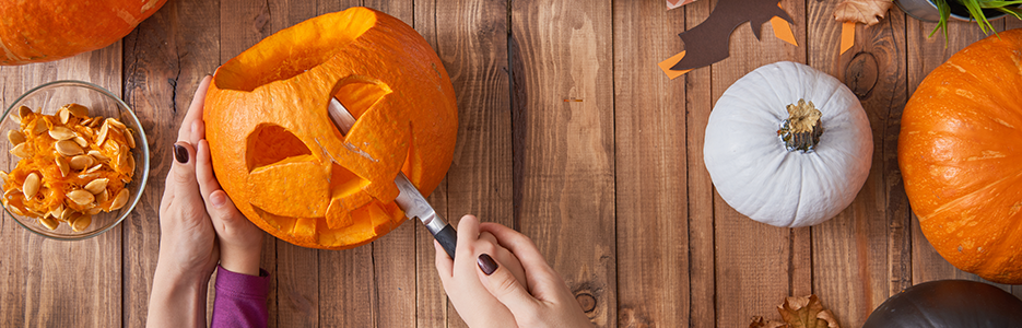 Tot ce-ți trebuie pentru dovleacul de Halloween (și alte secrete)