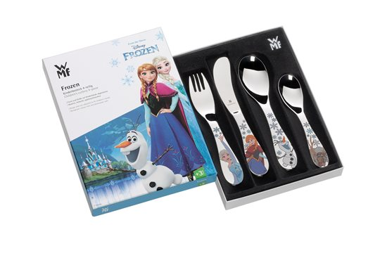 "Set tacamuri pentru copii 4 piese ""Frozen"" - WMF"