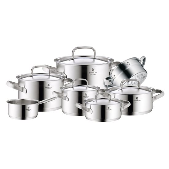 """Set vase de gatit 12 piese """"Gourmet Plus"""" - WMF"""