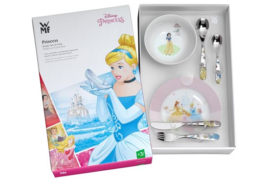 "Set servire masa copii 6 piese ""Princess"" - WMF"