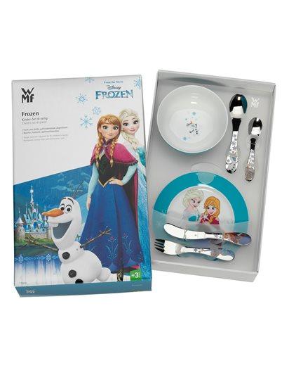 """Set servire masa copii 6 piese """"Frozen"""" - WMF"""