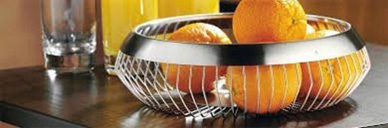 """Cos din inox pentru fructe  """"Lounge Living"""" 24 cm - WMF"""