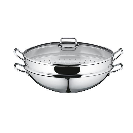 """Tigaie wok cu 4 piese """"Macao"""" 36 cm - WMF"""