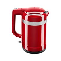 Fierbator electric Design 1,5 L, Empire Red - KitchenAid