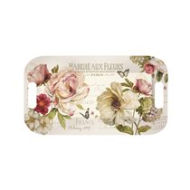"Tava 40 x 21 cm melamina ""Marche aux fleurs"" - Nuova R2S"