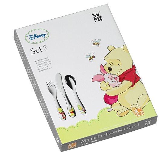 """Set tacamuri copii 3 piese """"Winnie"""" - WMF"""
