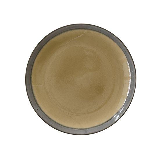 """Farfurie ceramica 26,5 cm """"Origin"""", bej - Nuova R2S"""