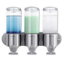 Set 3 dozatoare sapun lichid - SimpleHuman