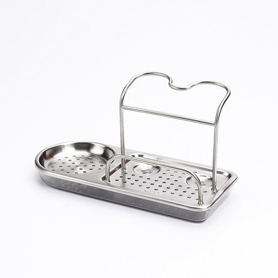 Suport inox pentru accesorii de bucatarie - OXO