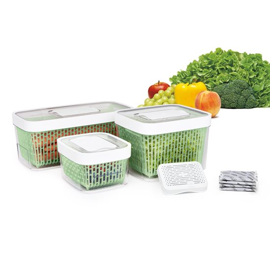 Recipient pentru pastrarea alimentelor 17,8 x 15,2 x 10 cm, 1,5 l - OXO