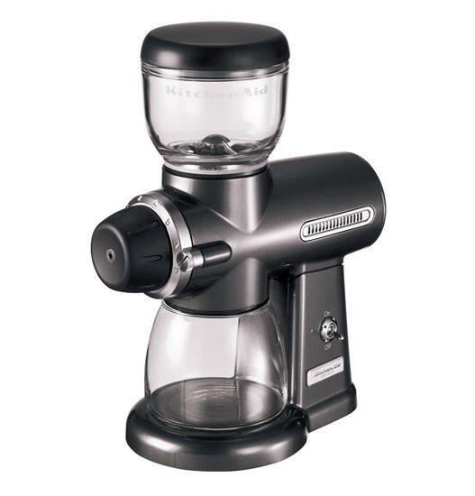 Rasnita electrica de cafea, Pearl Metallic - KitchenAid