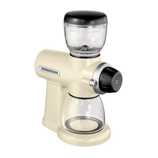 Rasnita electrica de cafea, Almond Cream - KitchenAid