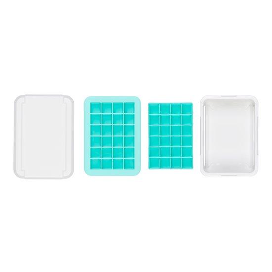 Set 2 forme pentru 48 cuburi de gheata - OXO