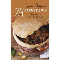 24 retete din carne de pui - Editura All