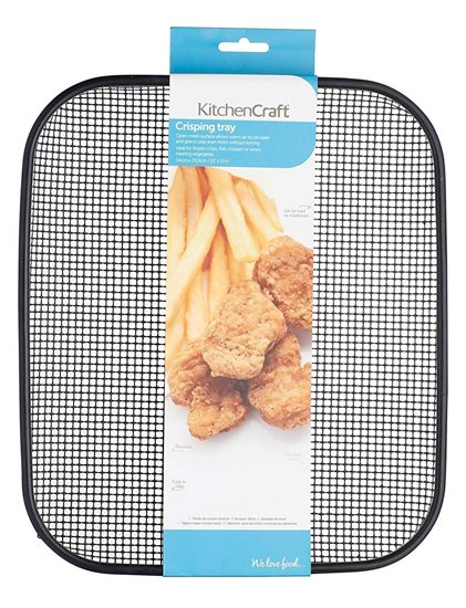 Tava pentru prajit cartofi 34 x 29.5 x 3 cm - Kitchen Craft
