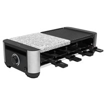 Plita grill/raclette electrica, 1400 W - Princess