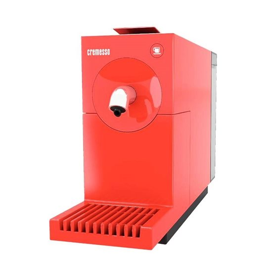 Aparat cafea Uno Fire Red manual - Cremesso Swiss