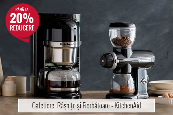 cafea kitchenaid