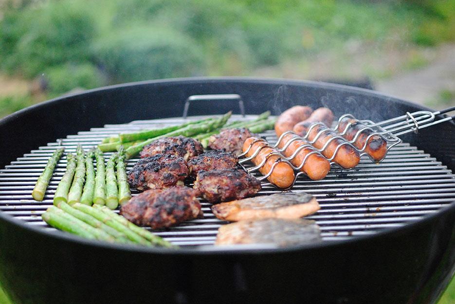 grill picnic